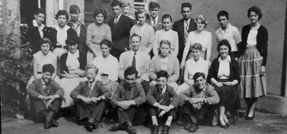 Mill Lane School, 1946